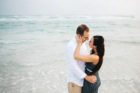 Siesta Key beach engagment session and wedding photographer