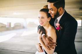 Urban and modern wedding photographer in Tampa, Florida