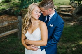 Romantic and creative wedding photography for modern, boho couples that like candid photos in Newport Rhode Island by Renee Nicole Photography