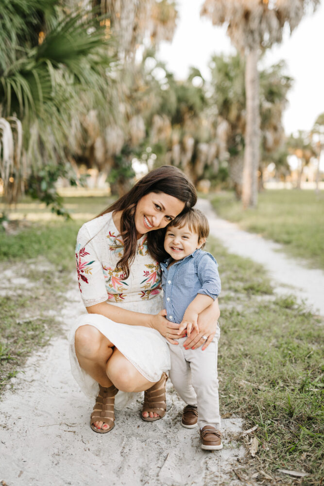 mommy and me lifestyle photographer in tampa