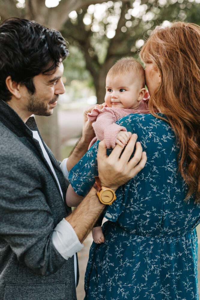 candid family photos in st. pete, florida